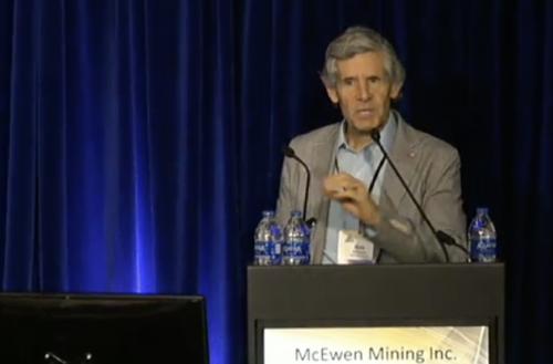 Precious Metals Summit – McEwen Mining Inc