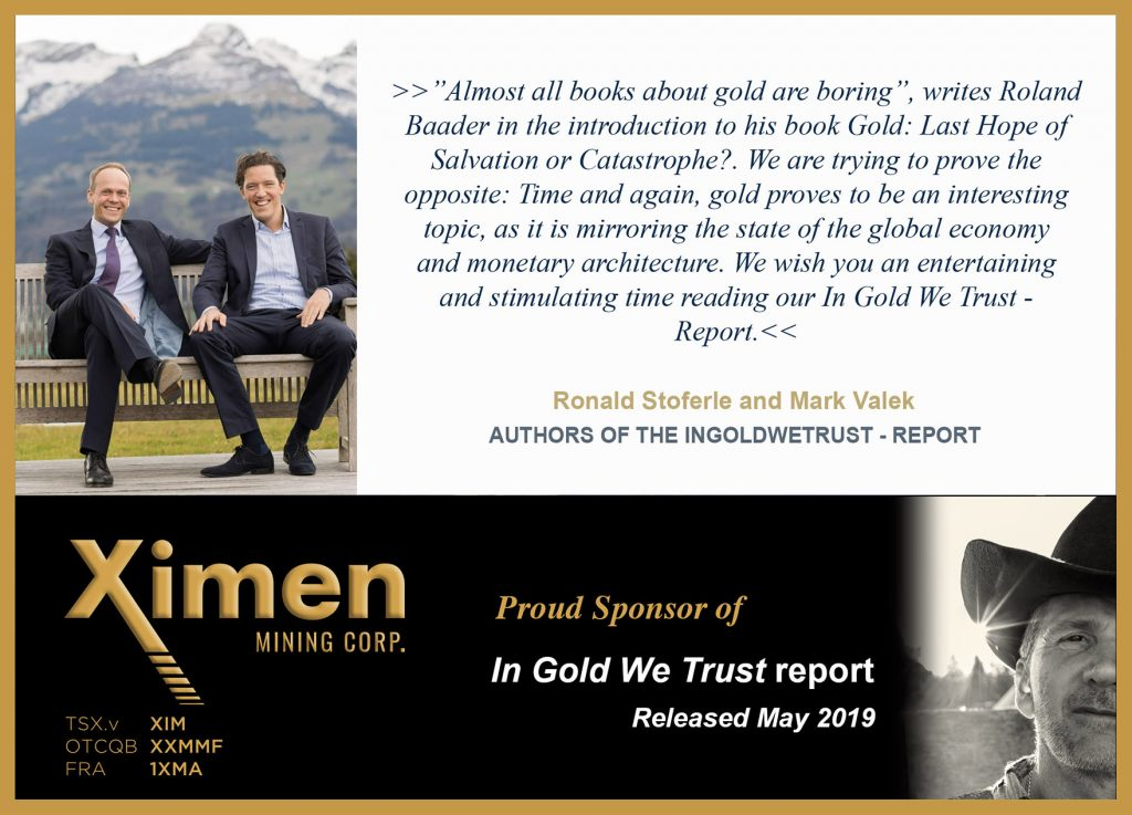 in gold we trust report pic