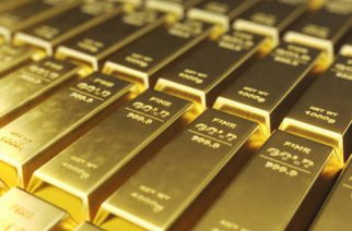 Central banks are buying gold at the fastest pace in six years
