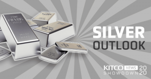 Can silver prices top gold's performance in 2020? Analyst watching improving demand