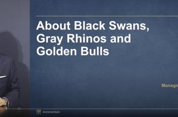 Ronald Peter Stöferle: Black swans, grey rhinos and golden bulls – World Gold Forum 2020