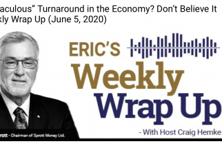 "A ""Miraculous"" Turnaround in the Economy? Don't Believe It – Weekly Wrap Up (June 5, 2020)"