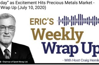 """Fun Friday"" as Excitement Hits Precious Metals Market – Weekly Wrap Up (July 10, 2020)"