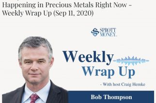 Today's Pain Is Tomorrow's Gain: What's Happening in Precious Metals Right Now – Weekly Wrap Up (Sep 11, 2020)