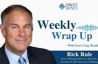 Historic Washout in Bond Market Clearly Impacts Precious Metals – Weekly Wrap Up