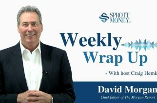 Silver Outperforming Gold in Latest Leg of Bull Market – Weekly Wrap Up