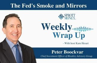 The Fed's Smoke and Mirrors – Weekly Wrap Up