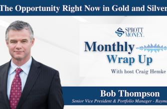 The Opportunity Right Now in Gold and Silver – Monthly Wrap Up
