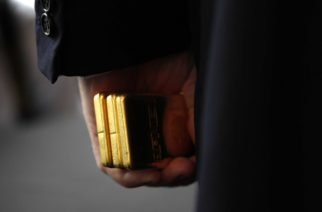 From MarketSlant: First the War on Cash, Gold is Next