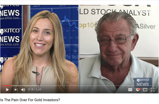 Is The Pain Over For Gold Investors? With John Doody