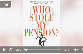Your pension is being robbed, gold is only salvation says Robert Kiyosaki