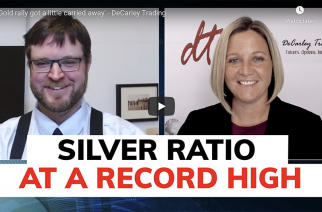 Gold rally got a little carried away' – DeCarley Trading