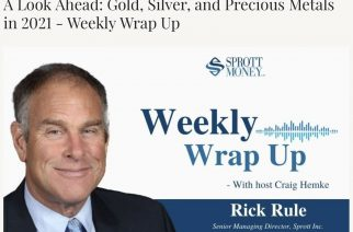 A Look Ahead: Gold, Silver, and Precious Metals in 2021 – Weekly Wrap Up